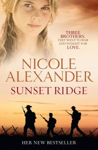 Sunset Ridge Cover Image