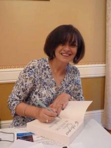 Fiona signing 2